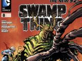 Swamp Thing Vol 5 8