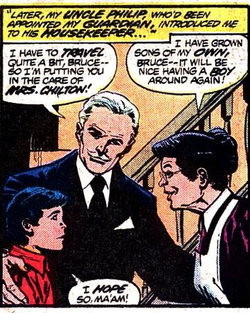 Philip Wayne (Earth-One) | DC Database | Fandom