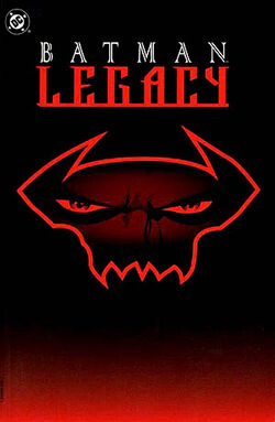 Cover for the Batman: Legacy Trade Paperback