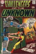 Challengers of the Unknown Vol 1 68