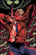 Constantine The Hellblazer Vol 1 1 Textless Variant