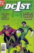 DC First Green Lantern Green Lantern Vol 1 1