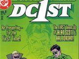 DC First: Green Lantern/Green Lantern Vol 1 1