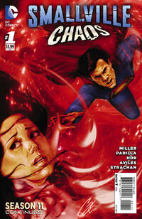 Smallville Season 11 Chaos Vol 1 1