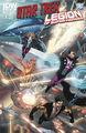 Star Trek Legion of Super-Heroes Vol 1 4