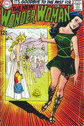Wonder Woman Vol 1 179