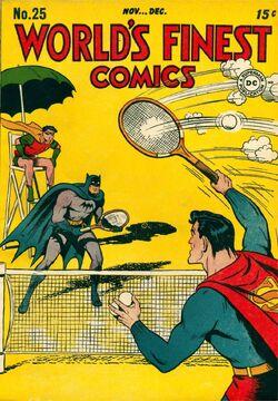 World's Finest Comics 25