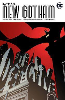 Cover for the Batman: New Gotham Vol. 2 Trade Paperback