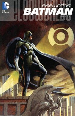 Cover for the Elseworlds: Batman Vol. 1 Trade Paperback