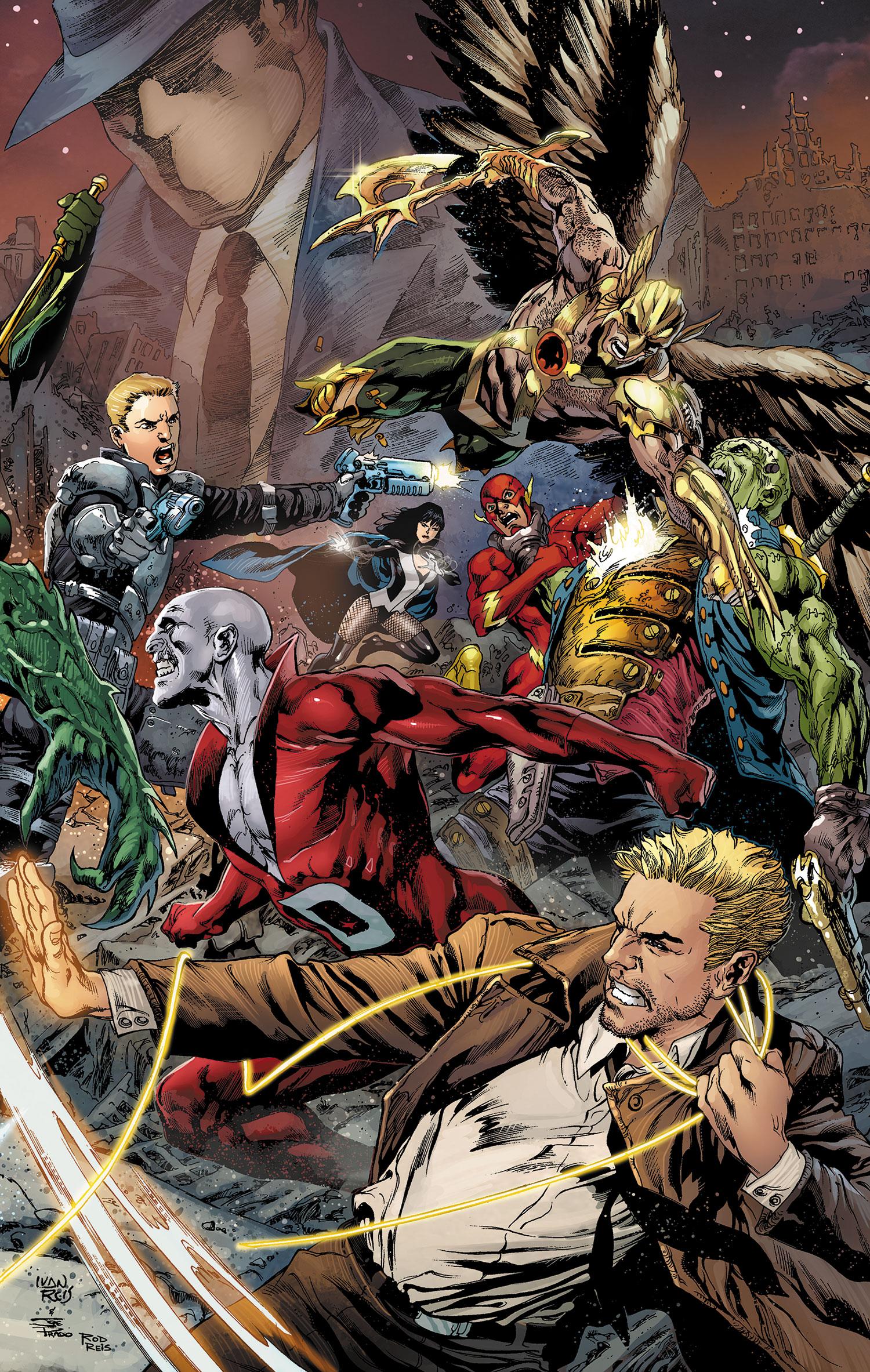 Justice League Dark Vol 1 22 Dc Database Fandom