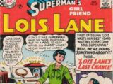 Superman's Girl Friend, Lois Lane Vol 1 69