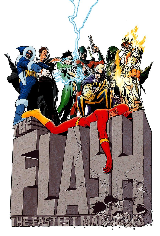 flash villains | dc database | fandom poweredwikia