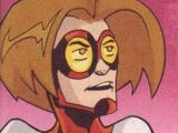 Bart Allen (Legion of Super-Heroes TV Series)