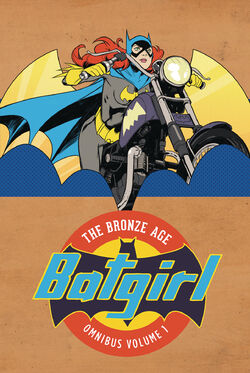 Cover for the Batgirl: The Bronze Age Omnibus, Vol. 1 Trade Paperback