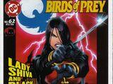 Birds of Prey Vol 1 62