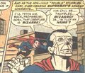 Bizarro Superboy Earth-One 0001