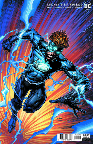 Wally West Variant