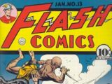 Flash Comics Vol 1 13