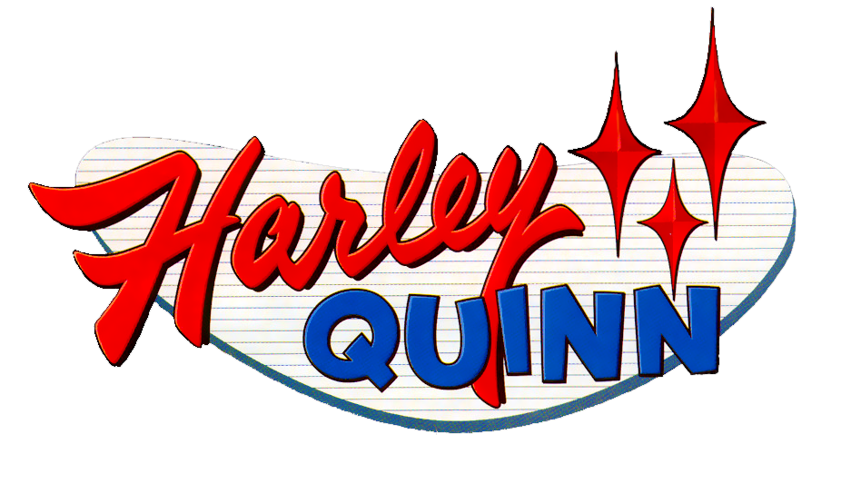 image harley quinn vol 1 logo png dc database fandom powered rh dc wikia com harley 1 logo shirt harley 1 logo meaning
