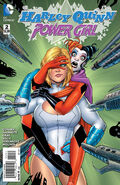 Harley Quinn and Power Girl Vol 1 2