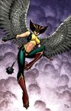Hawkgirl Kendra Saunders 0001