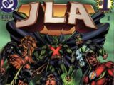 JLA Vol 1 1