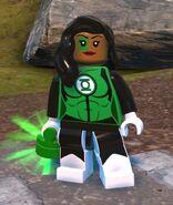 Jessica Cruz Lego Batman 0001
