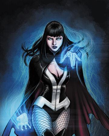 Zatanna Zatara (Prime Earth) | DC Database | Fandom