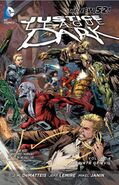 Justice League Dark The Rebirth of Evil TPB