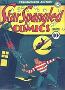 Star Spangled Comics 6