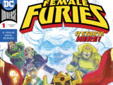 Female Furies Vol 1 1