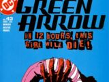 Green Arrow Vol 3 43