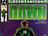 Green Lantern: Emerald Dawn Vol 1 1