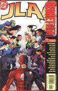 JLA Secret Files 2004