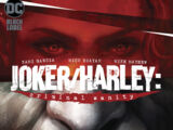Joker/Harley: Criminal Sanity Vol 1 1