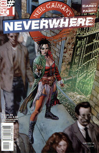 Neil Gaiman's Neverwhere Vol 1 1