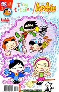 Tiny Titans Little Archie and his Pals Vol 1 3