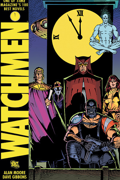 Image result for watchmen comics