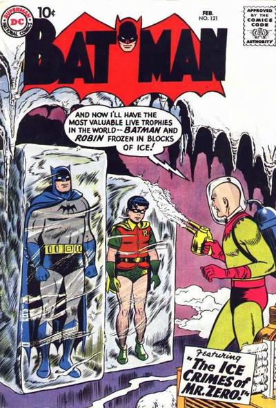 Image result for batman issue 121
