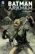 Batman Arkham Scarecrow