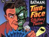 Batman: Two-Face Strikes Twice Vol 1