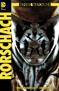 Before Watchmen Rorschach Vol 1 1 Textless