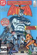 Detective Comics 555