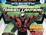 Hal Jordan and the Green Lantern Corps Vol 1 27