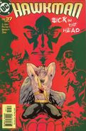 Hawkman Vol 4 37