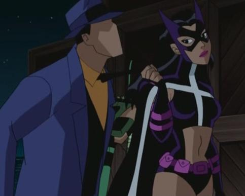 Image result for huntress justice league unlimited wiki