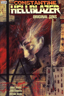 Cover for the Hellblazer: Original Sins Trade Paperback