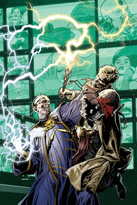 Justice League Dark Vol 1 11 Textless