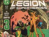 Legion of Super-Heroes Vol 3 34