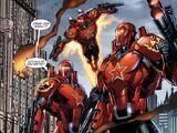 Rocket Red Brigade (Prime Earth)